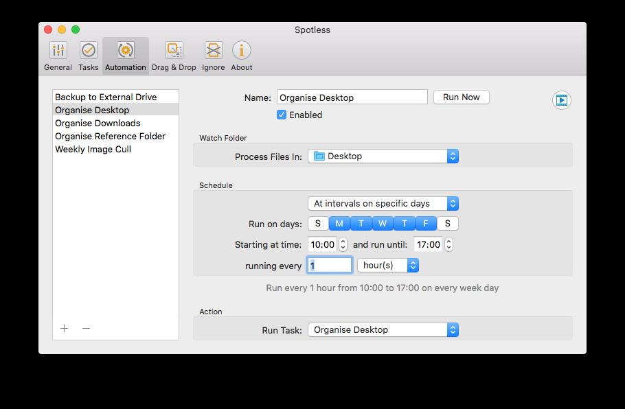 Spotless Mac 破解版 自动整理文件夹软件